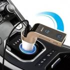 Car7 tẩu nghe nhạc, bluetooth