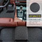 Thảm lót sàn ô tô tốt