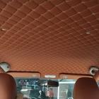 Trần da ô tô dày