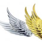 Logo cánh thiên thần